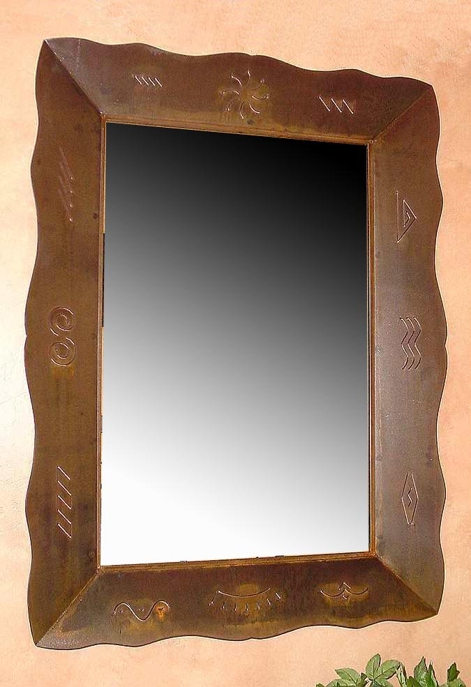 Mohave mirror 32x43 $594