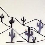 Cacti Scene 23x60 $378