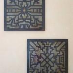 Mesa Panels D & E 22x22 $170 each
