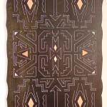 Steel Tapestry 23x36 $340