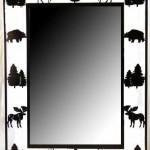 Alpine mirror 34x46 $622