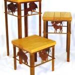 Choice pedestal tables