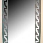 Zapotec mirror 24x36 $506