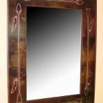 Tribal Lance mirror 35x46 $622