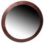 Custom round mirror