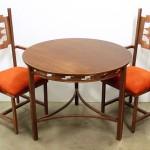 Custom dinette table