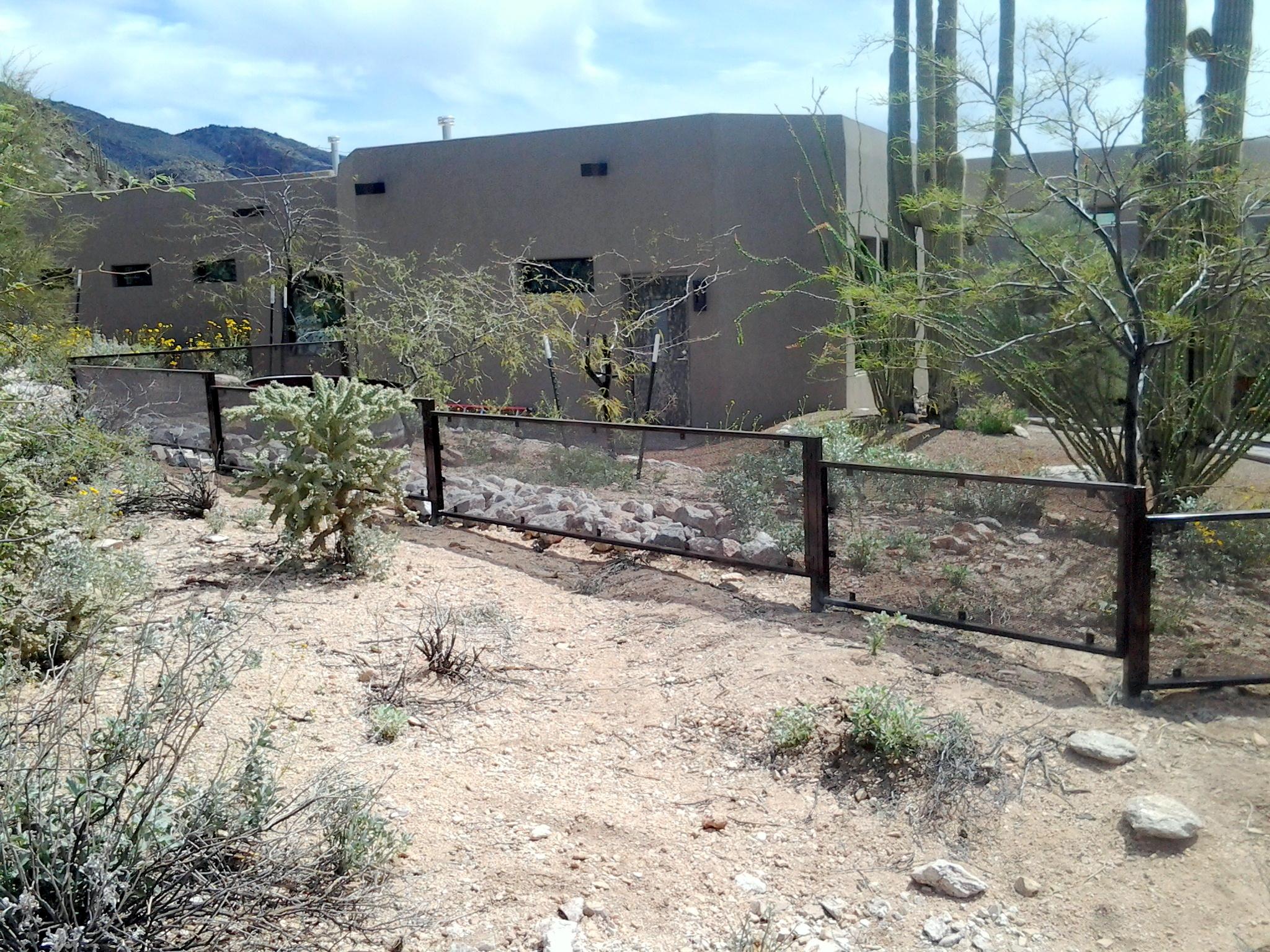 Masbruch Fence 15 Ironcraft In Az