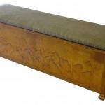 Painted Desert Storage bench