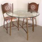 Sedona cafe table