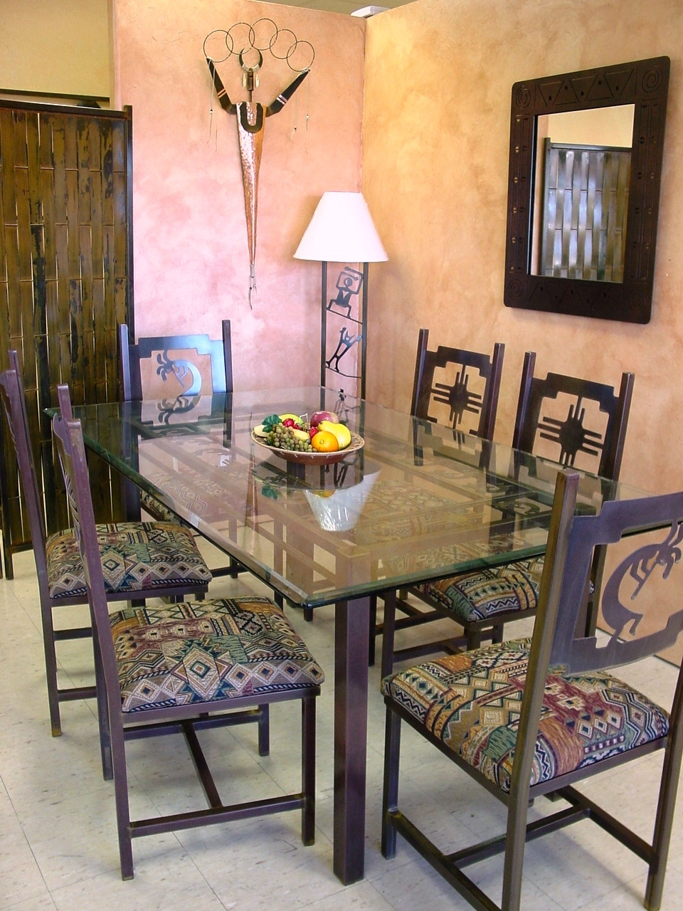Tahoe dining table & chairs