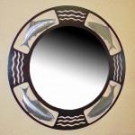 Trout mirror 35x35 $622