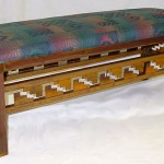 Zapotec bench
