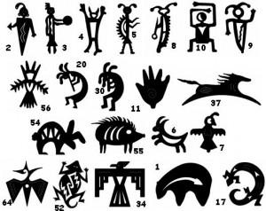 Petroglyph Inserts